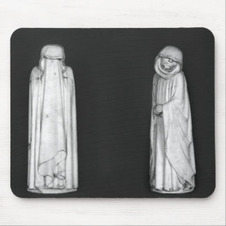 Two Mourners Mouse Mat