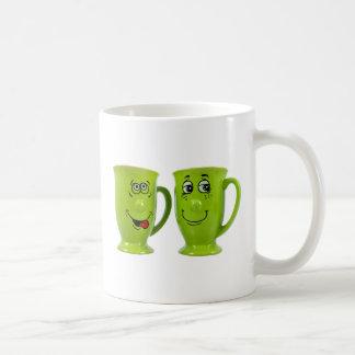 Two mugs - English tea mug