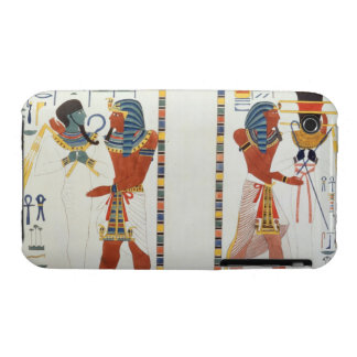 Two Murals from the Tombs of the Kings of Thebes, iPhone 3 Case-Mate Cases