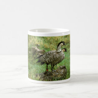 Two Nene Geese (Hawaiian Species) Coffee Mug