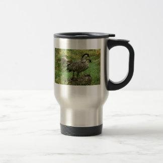 Two Nene Geese (Hawaiian Species) Mugs