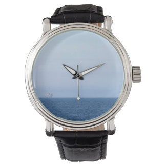 Two Oil Rigs Watch