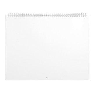 "Two Page Calendar, Huge, 14¼""x22"" Wall Calendars"