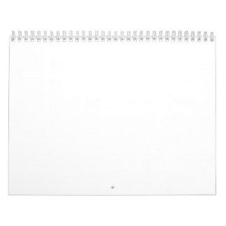 "Two Page Calendar, Standard, 11""x17"" Calendar"