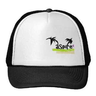 Two palm tREES Cap