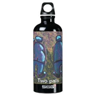 Two pals Liberty Bottle SIGG Traveller 0.6L Water Bottle