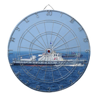 Two Patrol Boats Dartboard