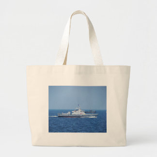 Two Patrol Boats Large Tote Bag