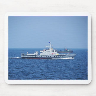 Two Patrol Boats Mouse Mat