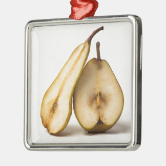 Two pear halves - My Sweet And Perfect Half Christmas Ornament