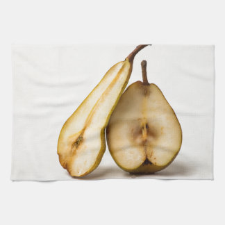 Two pear halves - My Sweet And Perfect Half Towels