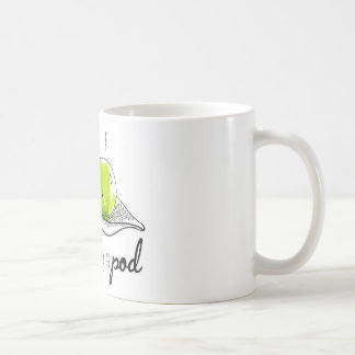 Two Peas in a Pod Coffee Mug