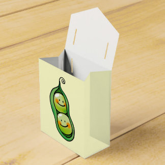 Two peas in a pod favour box