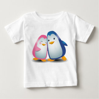 Two penguins baby T-Shirt
