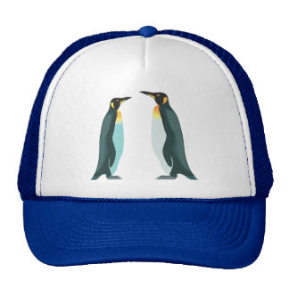 Two Penguins Cap