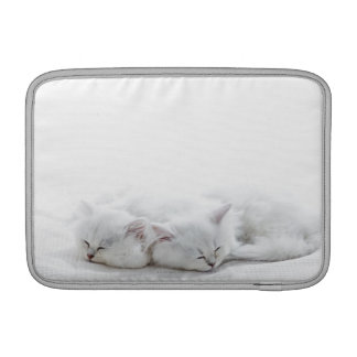 Two Persian Kittens Sleeve For MacBook Air