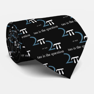 Two Pi or Not Two Pi Tie