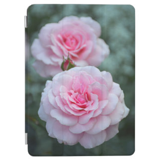Two pink roses iPad air cover