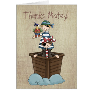 Two Pirates Card