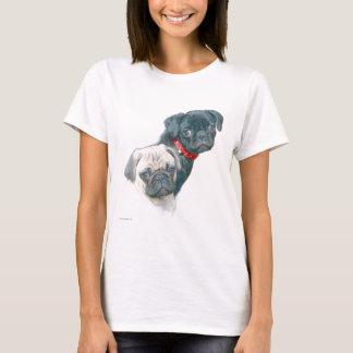 Two Pugs T-Shirt