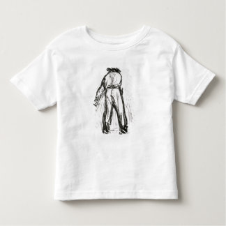 Two Reapers Seen from the Back Toddler T-Shirt
