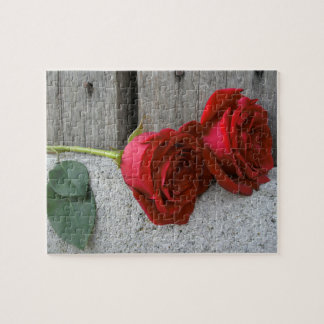 Two Red Roses Puzzle