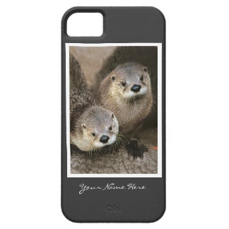 Two River Otters Barely There iPhone 5 Case