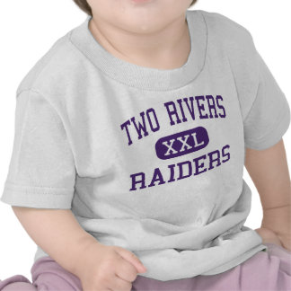 Two Rivers - Raiders - High - Two Rivers Wisconsin T-shirts