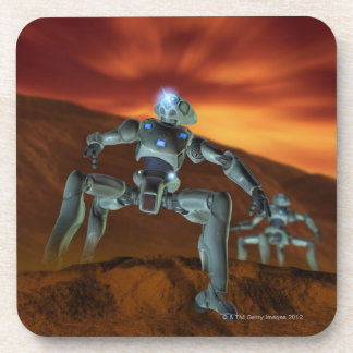 Two Robots Coaster