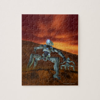 Two Robots Jigsaw Puzzle