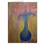 Two Roses and Vase