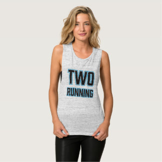 TWO RUNNING Active Maternity Wear Tank Top