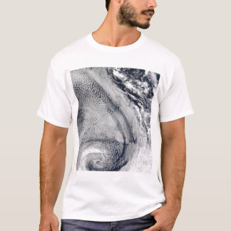 Two S-Shaped Polar Hurricanes T-Shirt