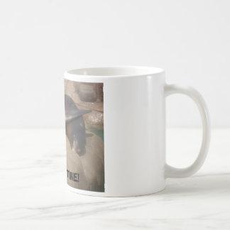 Two seals cuddle mug