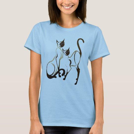 Two Siamese T-Shirt