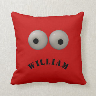 Two Sided 3d Style Emoticon Template Cushion