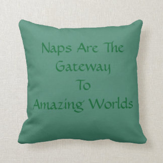Two-Sided Message Pillow (Sofa)