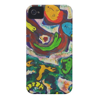 Two sides of a dream iPhone 4 Case-Mate cases
