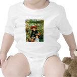 Two Sisters On the Terrace by Renoir Shirts