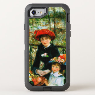 Two Sisters On the Terrace OtterBox Defender iPhone 8/7 Case