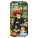 Two Sisters On the Terrace Tough iPhone 6 Case