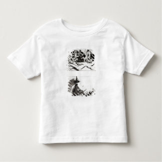 Two sketches for The Raft of the Medusa, c.1819 Toddler T-Shirt