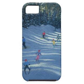 Two Ski-Slopes 2004 Tough iPhone 5 Case