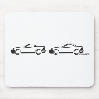 Two SLKs Mouse Mat