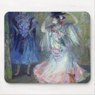 Two Spanish Dancers, 1852 Mouse Mat