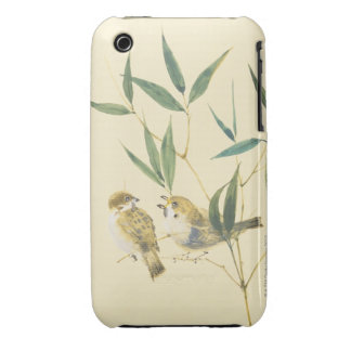 Two Sparrows Case-Mate iPhone 3 Cases