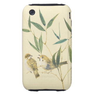 Two Sparrows Tough iPhone 3 Cases