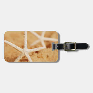 Two Starfish Luggage Tag