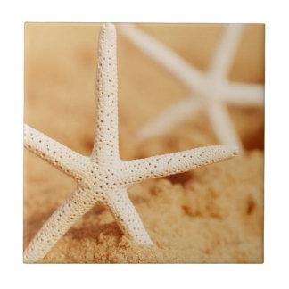 Two Starfish Tile