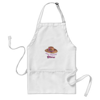 TWO STEPPIN DIVA APRONS